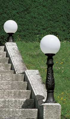 Scolmore International Ltd Has Been Ointed The Sole Uk Distributor For Decorative Outdoor Lighting Specialists Fumagalli Based In Varese Italy